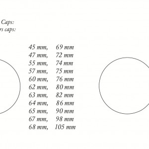 glass covers sizes