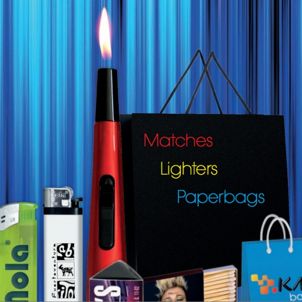 Matches&Lighters&Paperbags